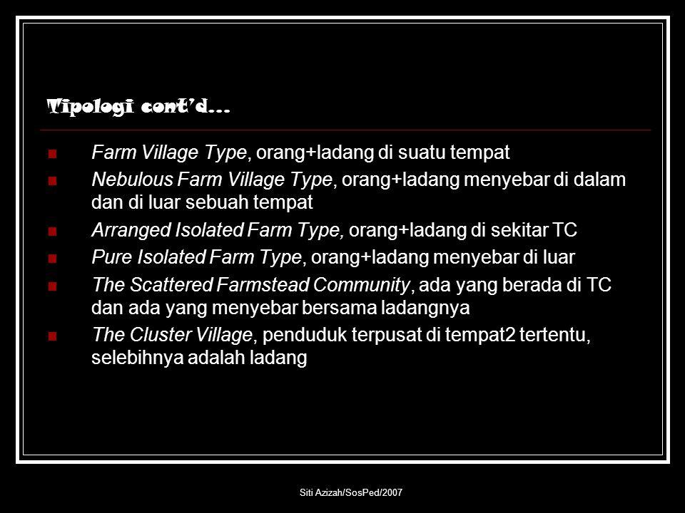 Farm Village Type, orang+ladang di suatu tempat