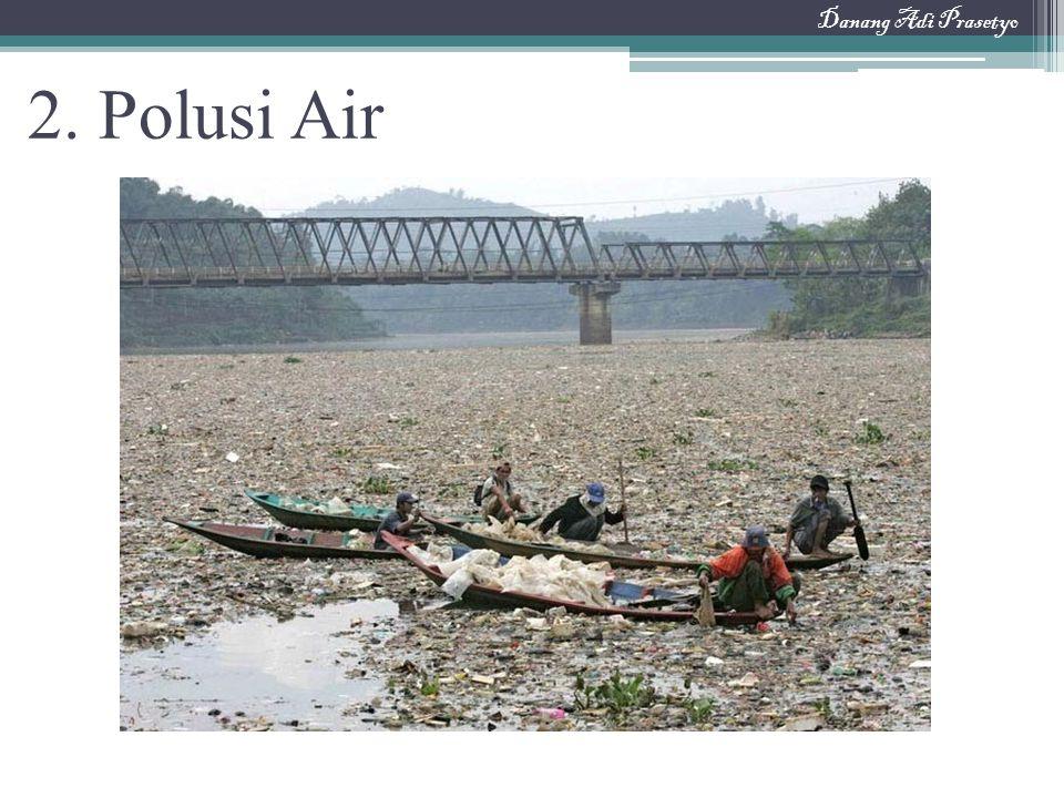 Danang Adi Prasetyo 2. Polusi Air