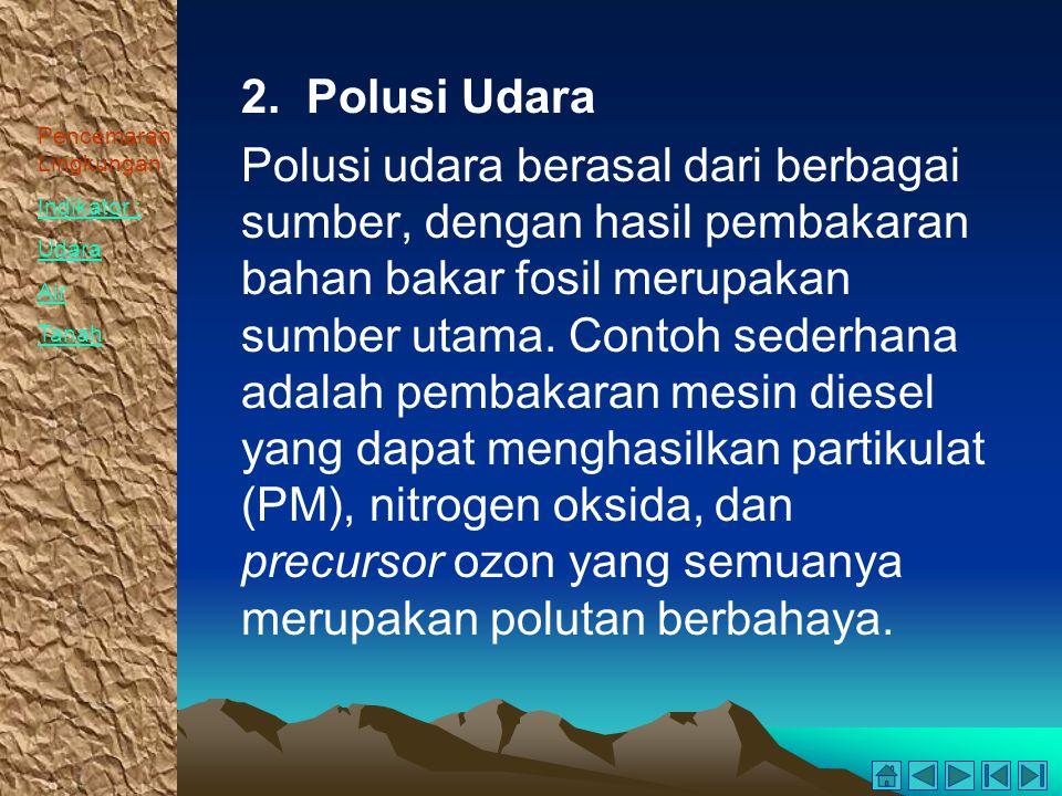 2. Polusi Udara