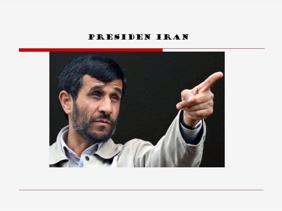 PRESIDEN IRAN