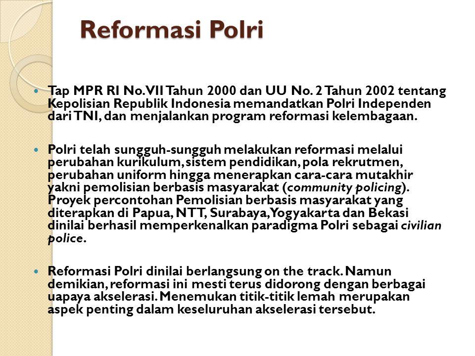Reformasi Polri