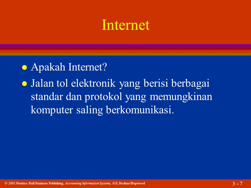 Internet Apakah Internet