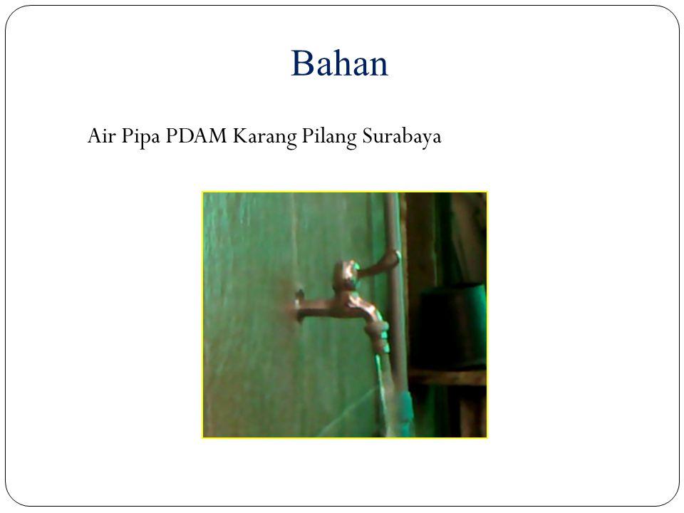 Bahan Air Pipa PDAM Karang Pilang Surabaya