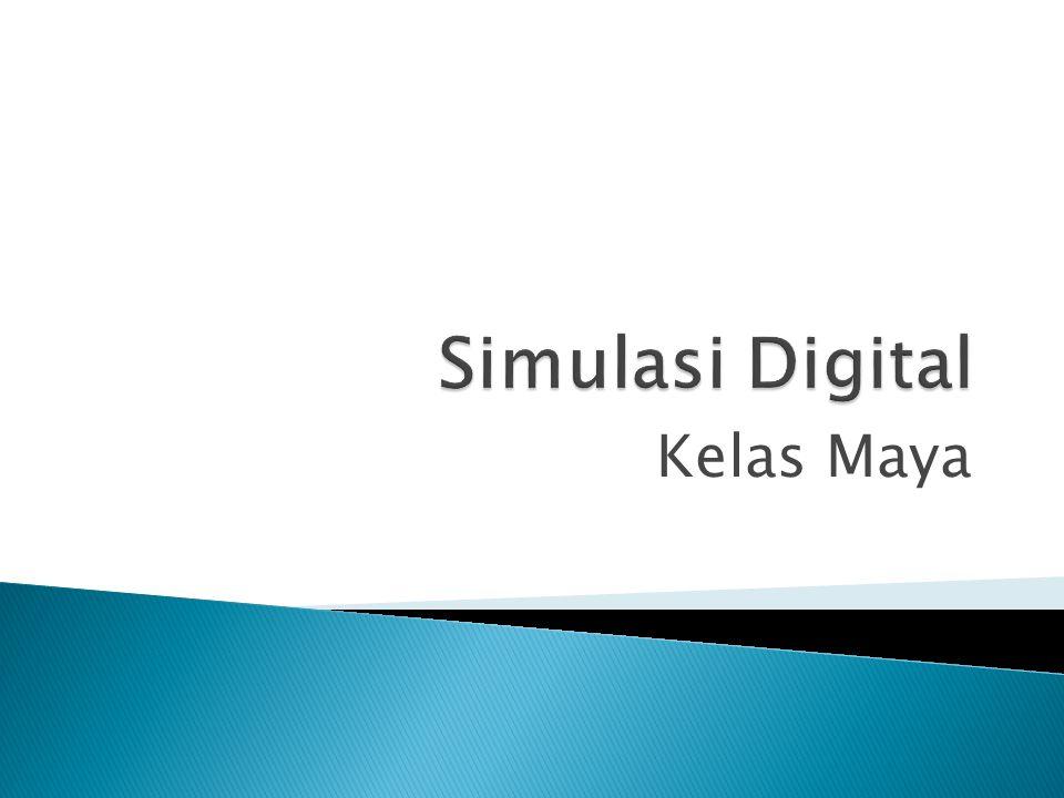 Simulasi Digital Kelas Maya
