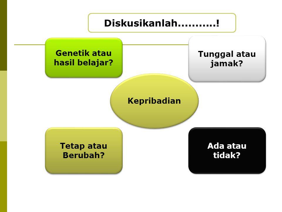 Genetik atau hasil belajar
