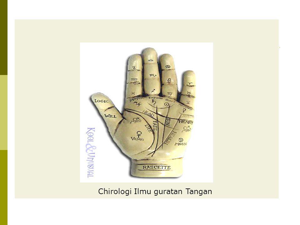 Chirologi Ilmu guratan Tangan