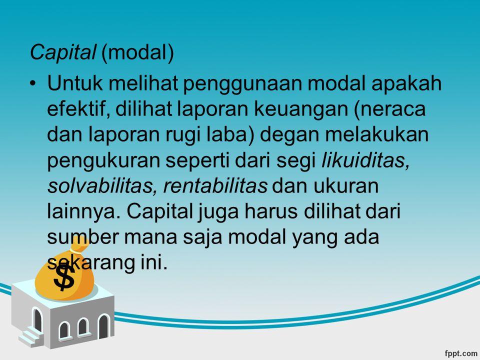 Capital (modal)
