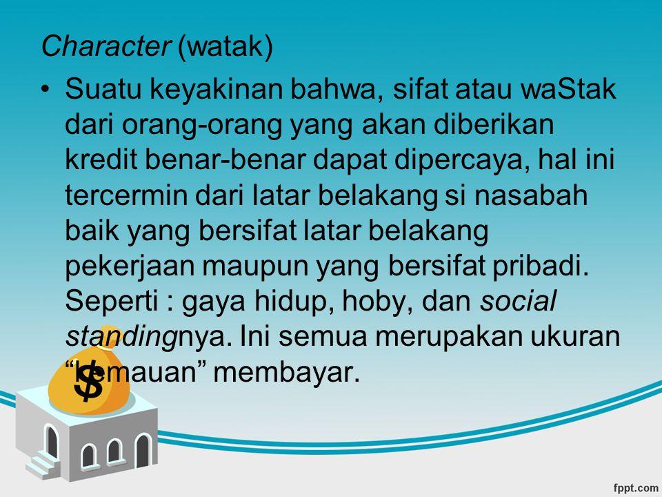 Character (watak)