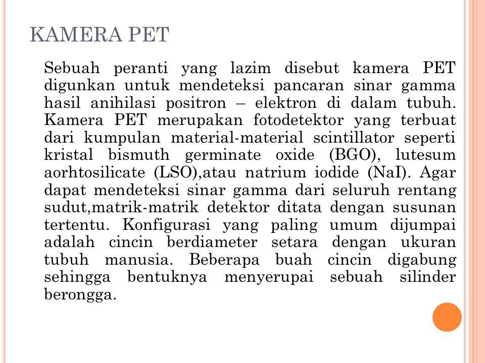 KAMERA PET
