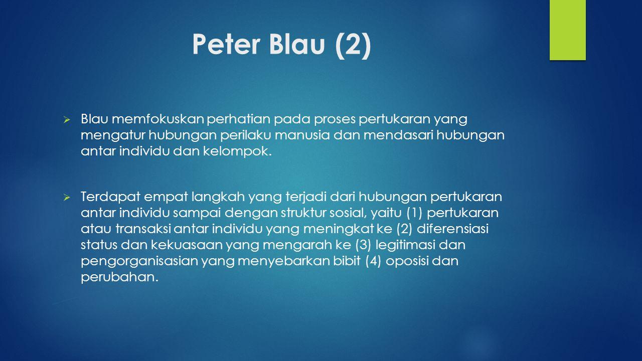 Peter Blau (2)