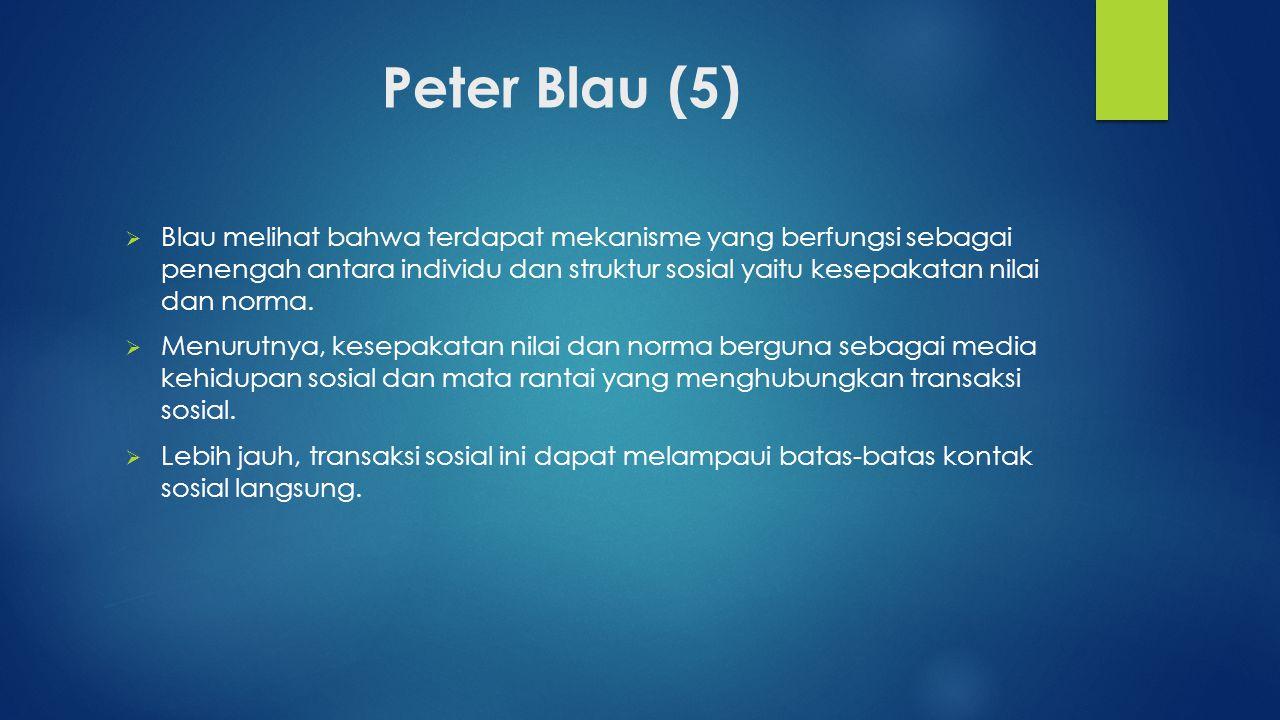 Peter Blau (5)
