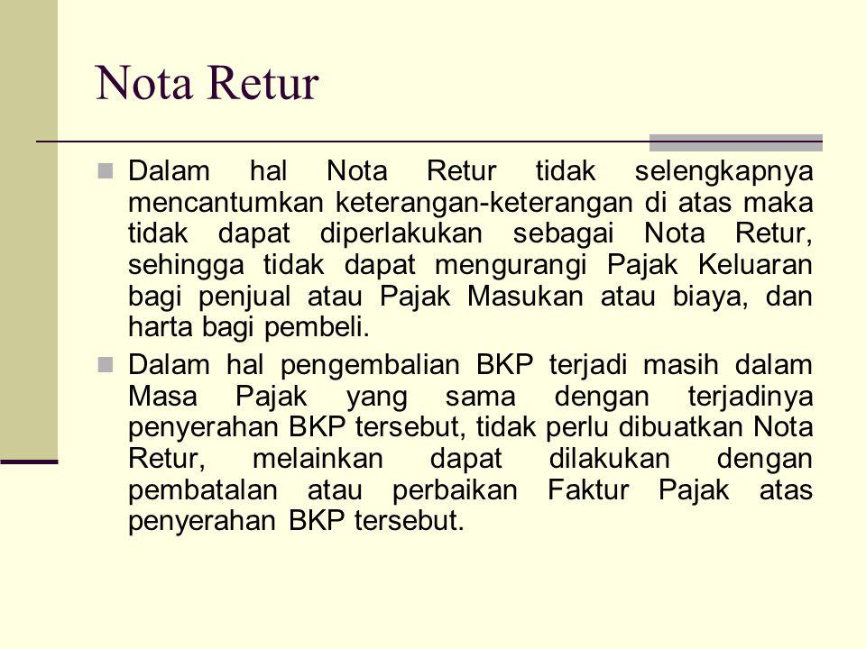 Nota Retur