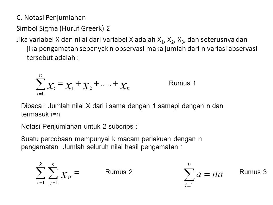Simbol Sigma (Huruf Greerk) Σ