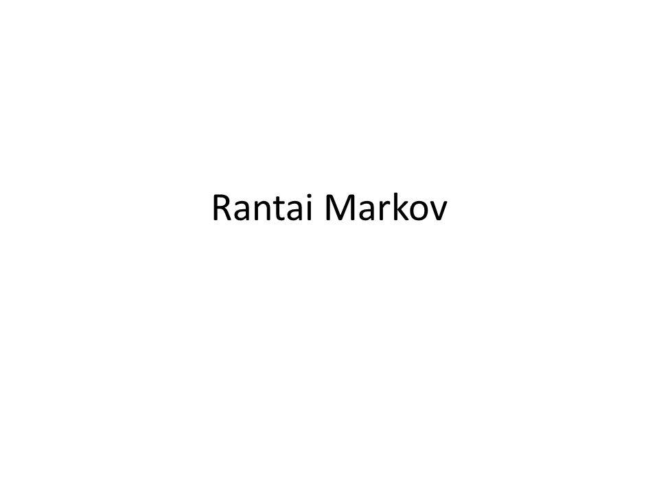 Rantai Markov