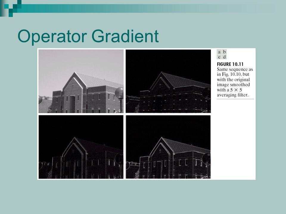 Operator Gradient