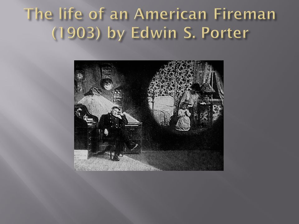 The life of an American Fireman (1903) by Edwin S. Porter