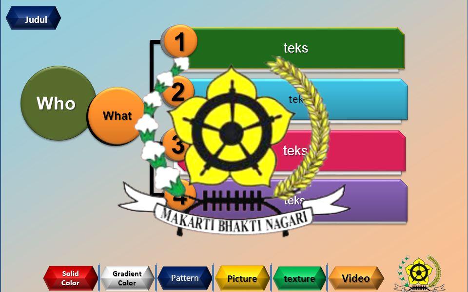 1 2 3 4 Who Misi Membangun masyarakat yang sehat, cerdas dan religius