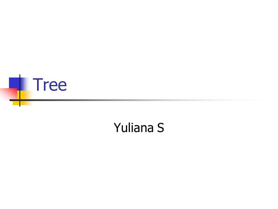 Tree Yuliana S