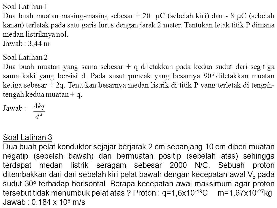 Soal Latihan 1
