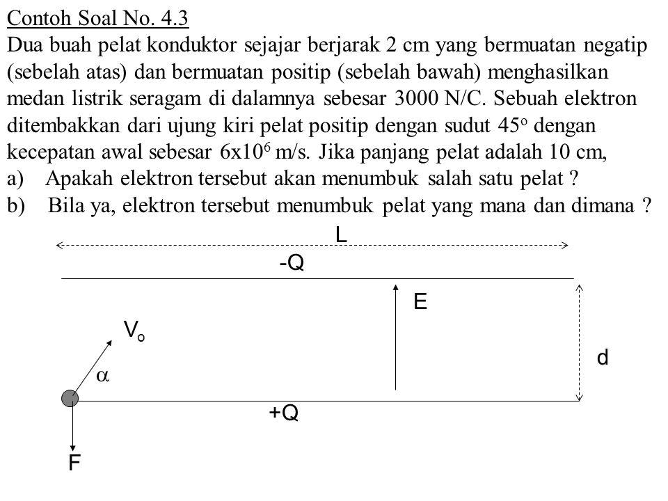 Contoh Soal No. 4.3
