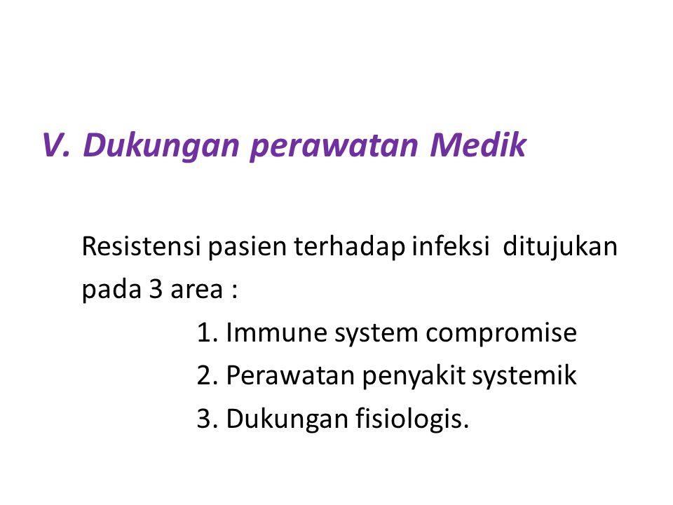 Dukungan perawatan Medik