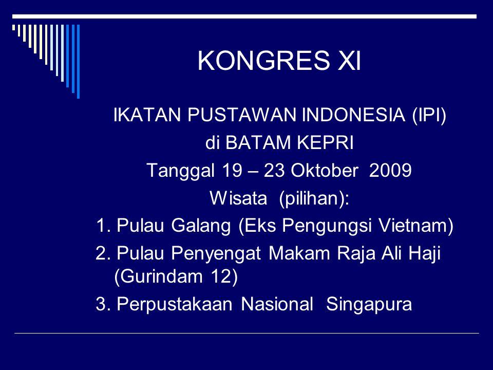 KONGRES XI