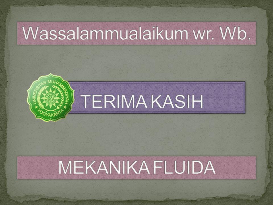 Wassalammualaikum wr. Wb.