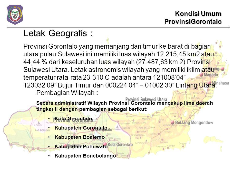 Provinsi Sulawesi Utara