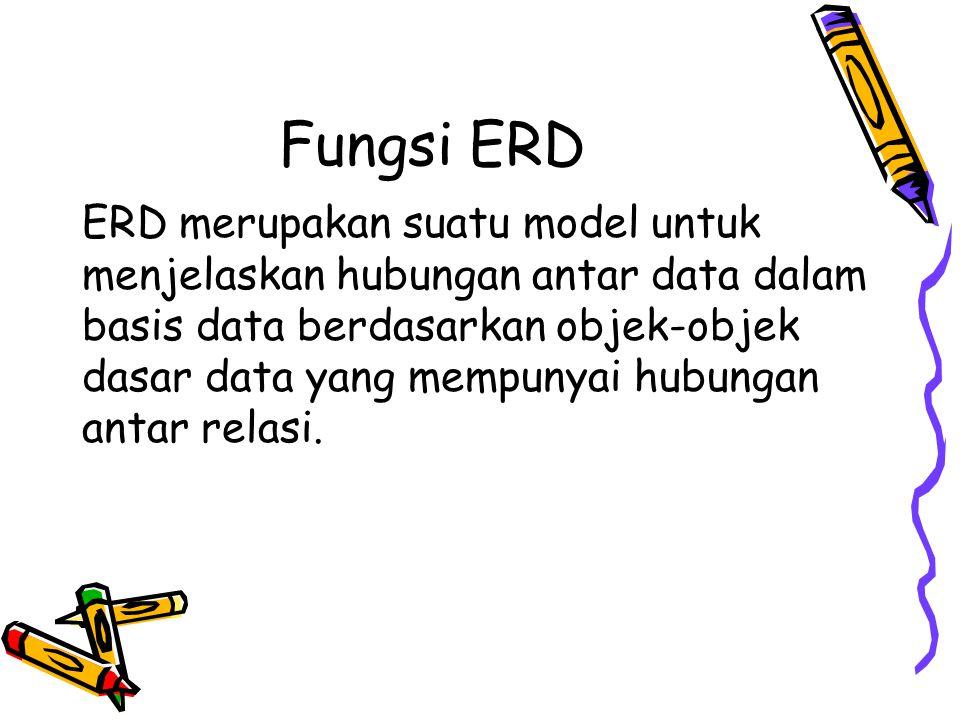 Fungsi ERD