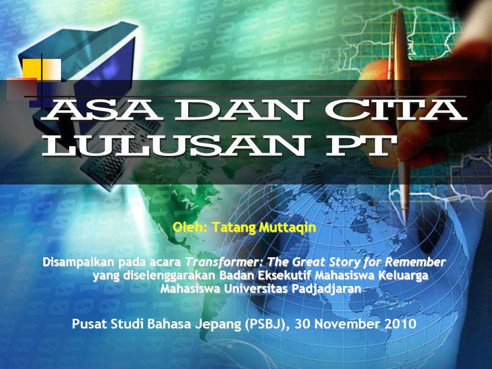 Pusat Studi Bahasa Jepang (PSBJ), 30 November 2010