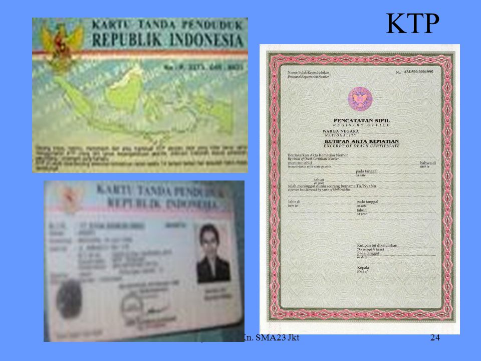 Dr. Syahrial / PKn. SMA23 Jkt