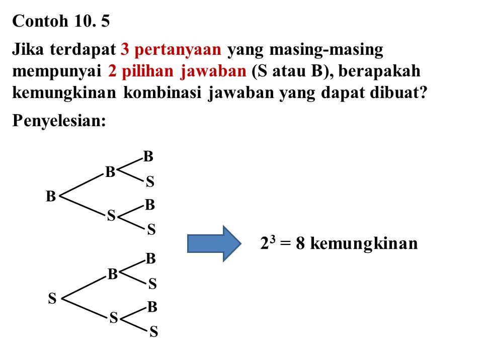 Contoh 10. 5