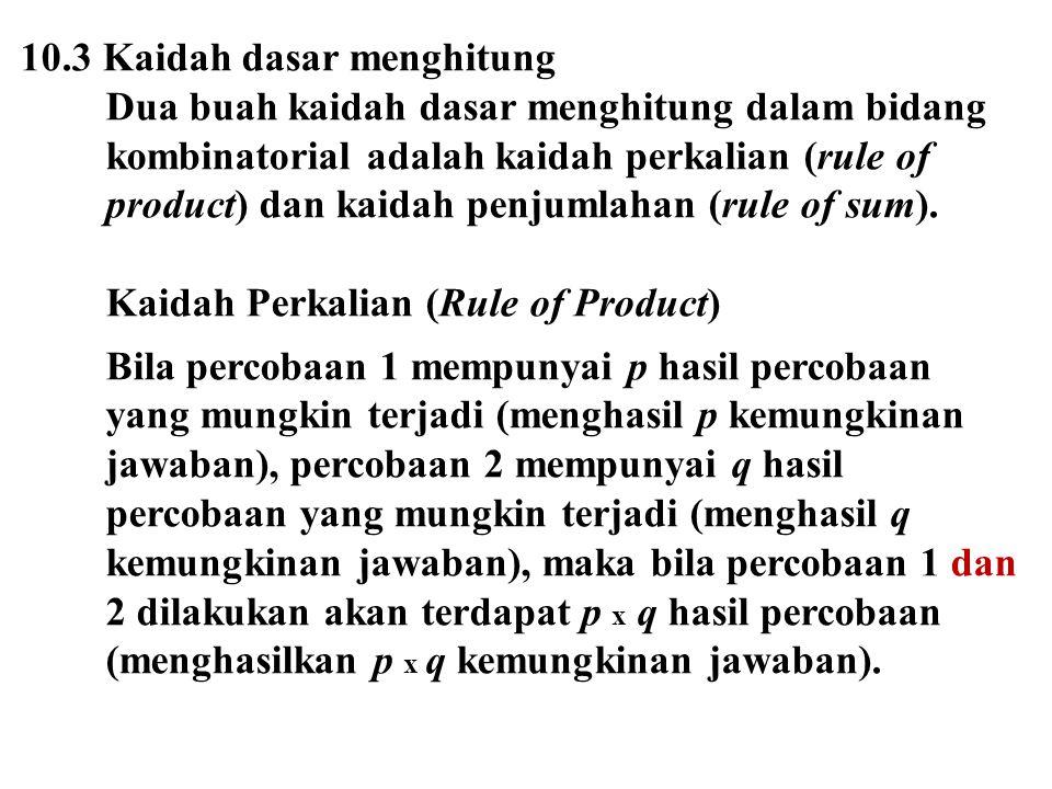 10.3 Kaidah dasar menghitung