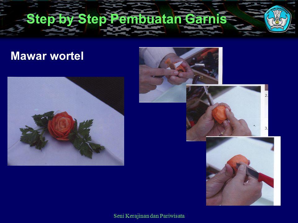 Step by Step Pembuatan Garnis