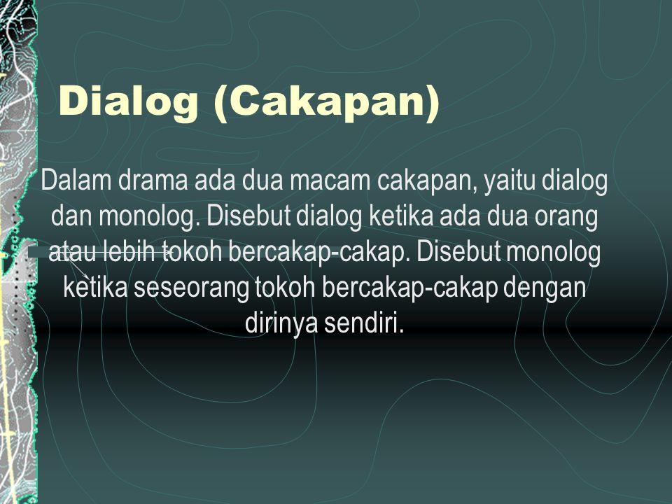 Dialog (Cakapan)