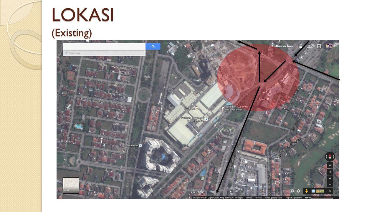 LOKASI (Existing)