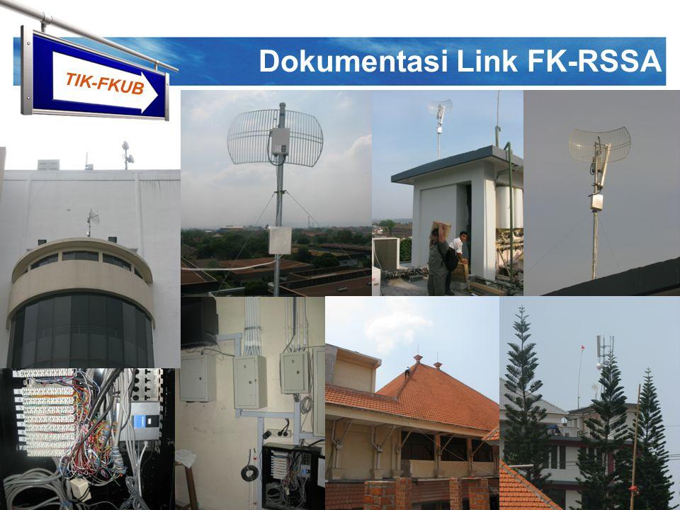 Dokumentasi Link FK-RSSA