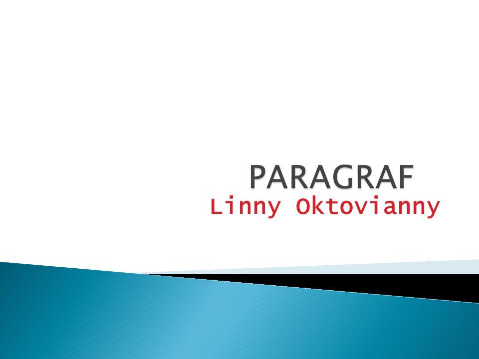 PARAGRAF Linny Oktovianny