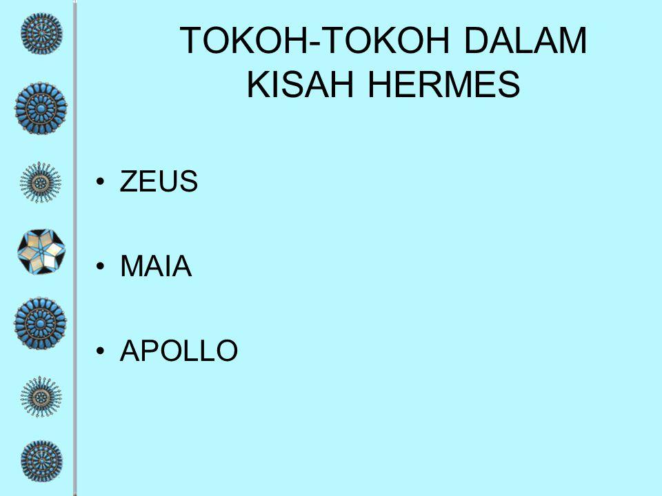 TOKOH-TOKOH DALAM KISAH HERMES