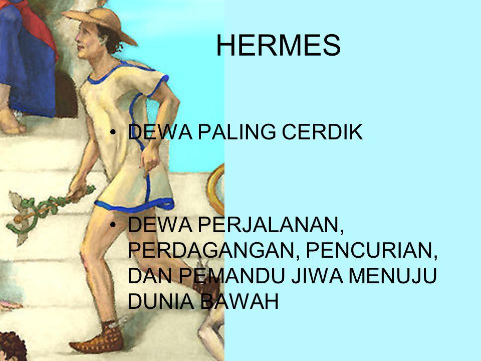 HERMES DEWA PALING CERDIK