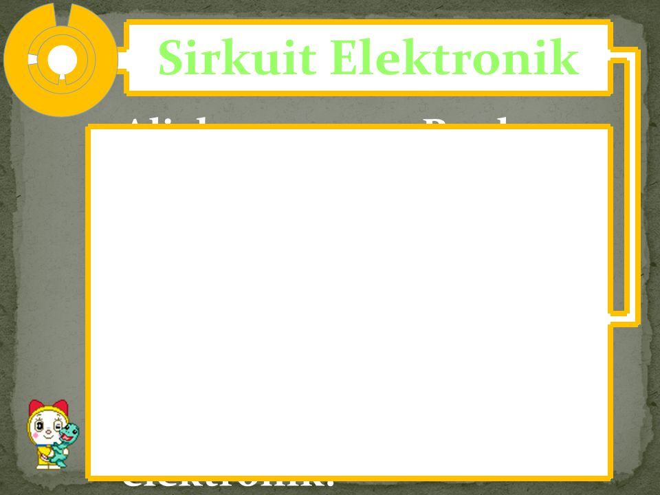Sirkuit Elektronik