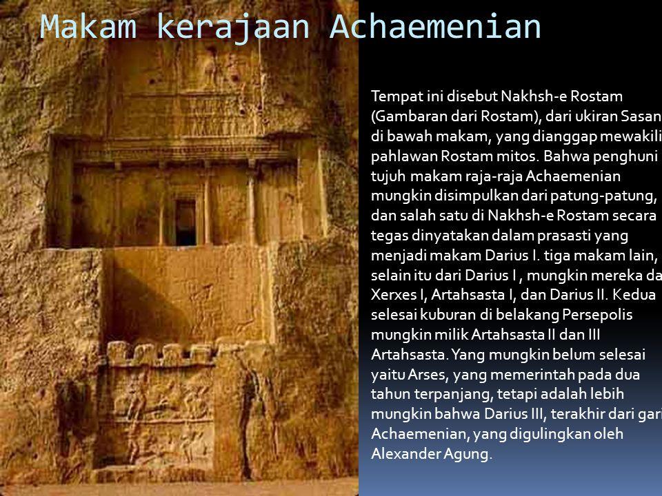 Makam kerajaan Achaemenian
