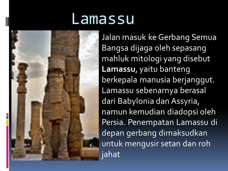 Lamassu