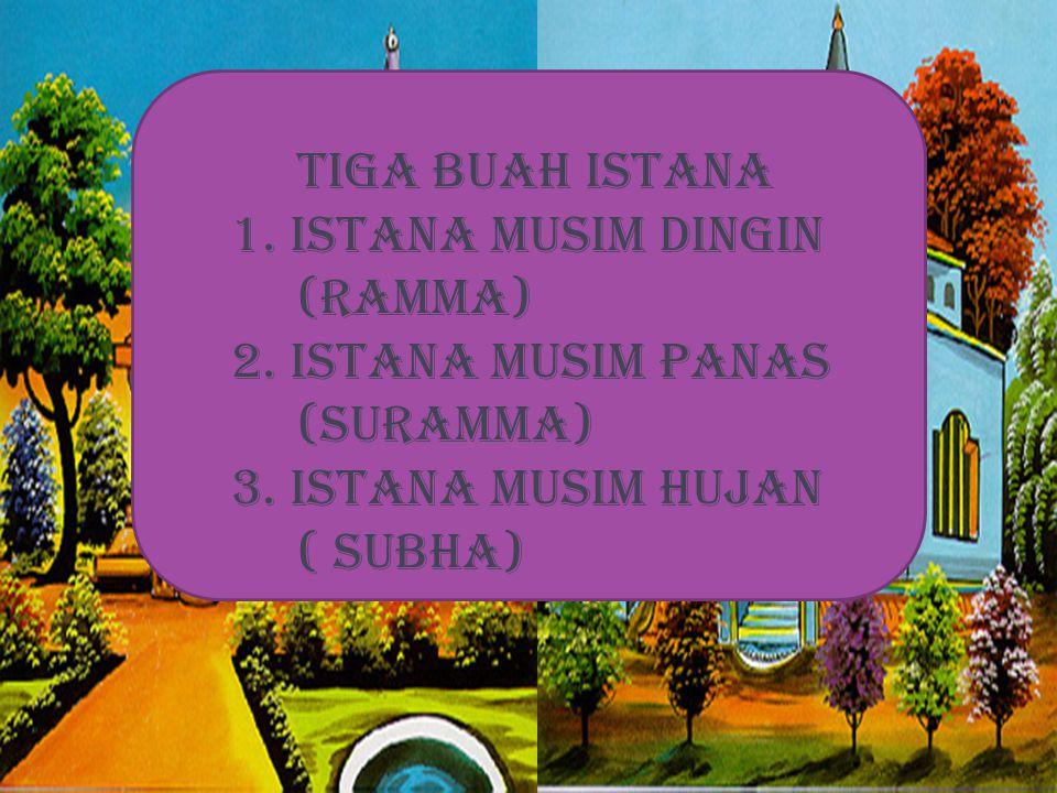 TIGA BUAH ISTANA 1. ISTANA MUSIM DINGIN (RAMMA) 2