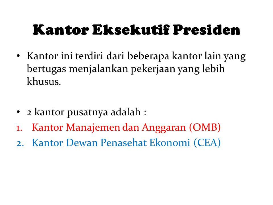 Kantor Eksekutif Presiden