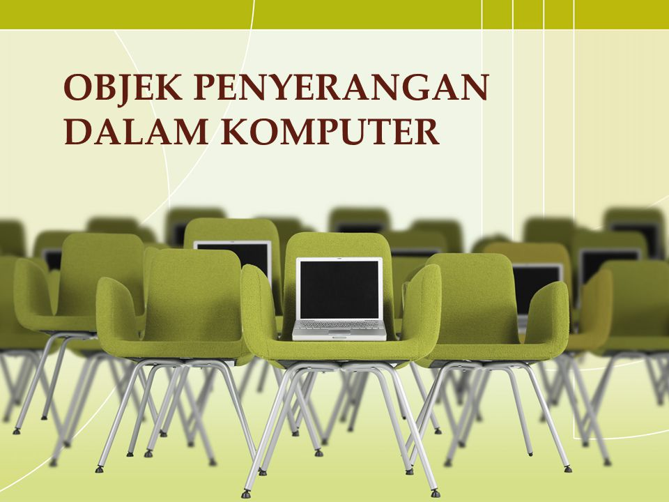 Objek penyerangan dalam komputer