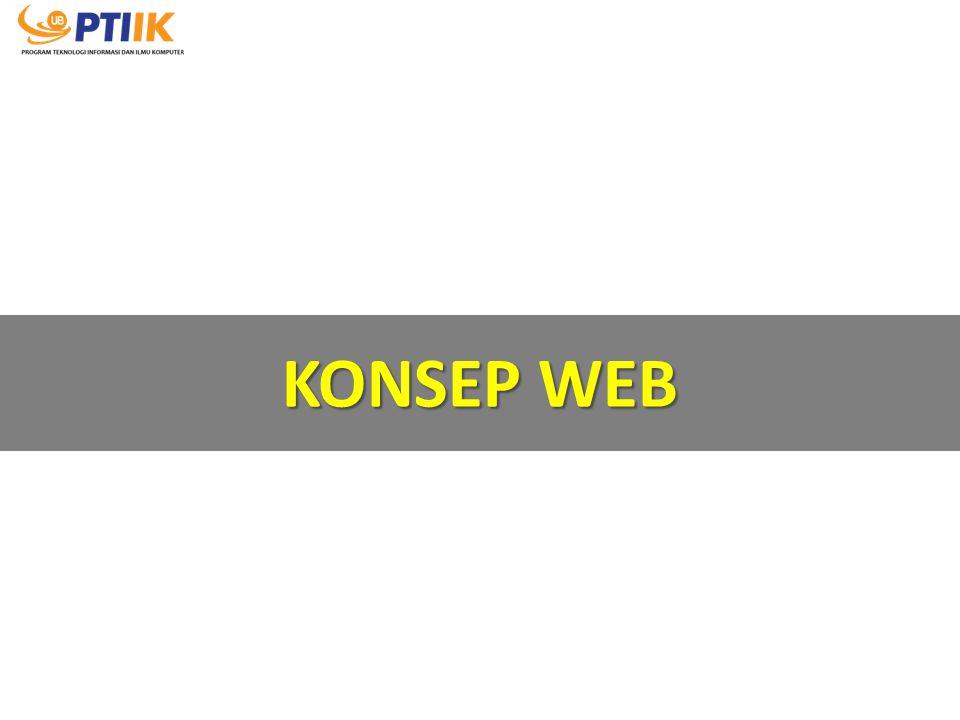 KONSEP WEB