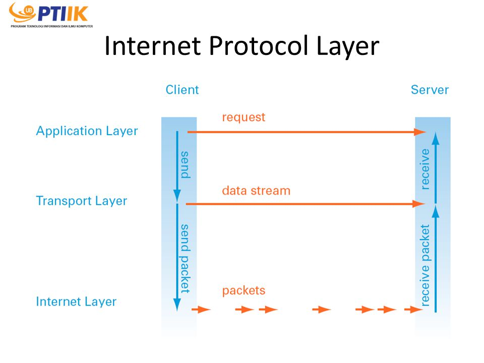 Internet Protocol Layer