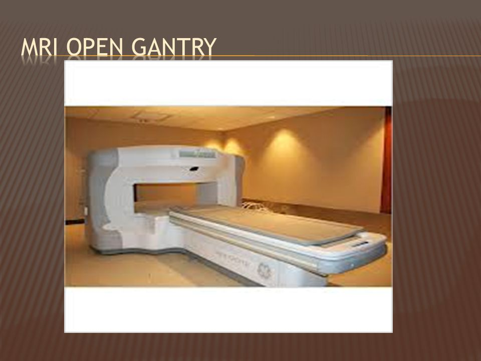 MRI OPEN GANTRY