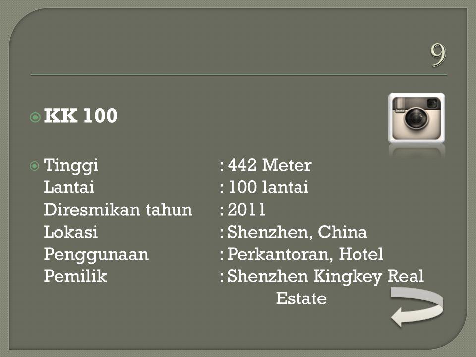 9 KK 100.